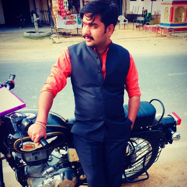 Mr Vikrant